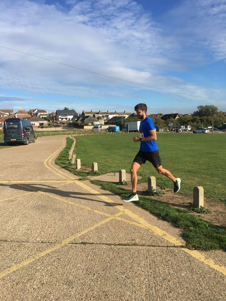 Team der Lunge Laufläden beim Ragnar Run
