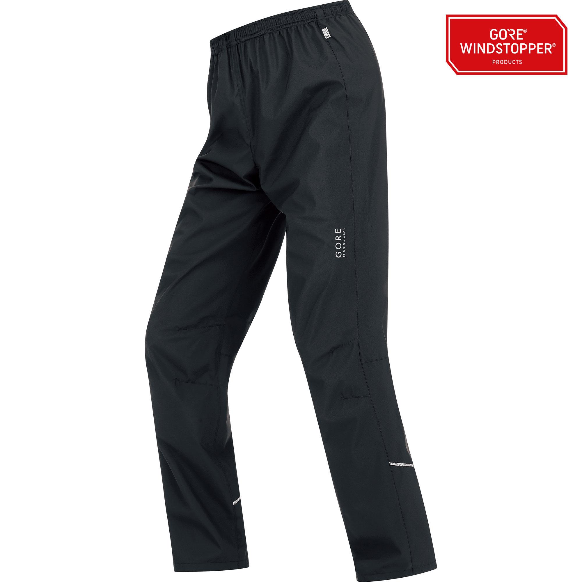Gore Essential AS Pants in Schwarz