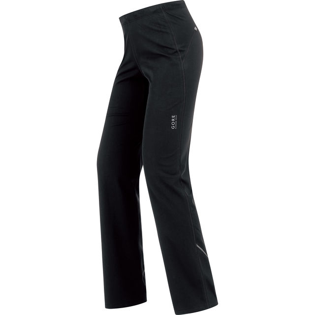 Gore Lady Essential Pants in Schwarz
