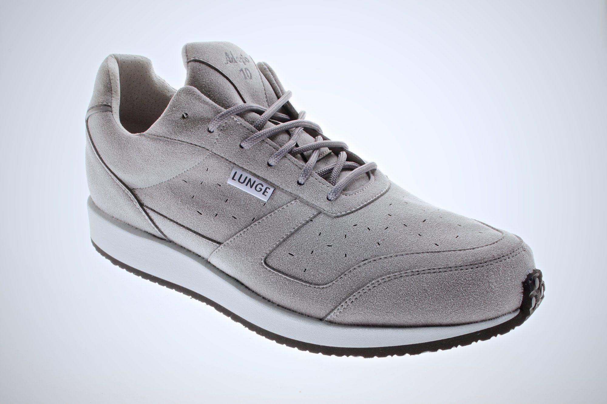Lunge Classic Walk in Silber Grau