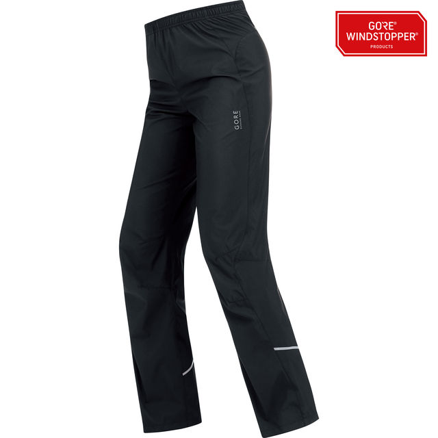 Gore Essential Lady AS Pant in Schwarz