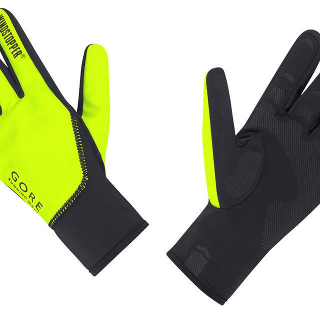 Gore ESSENTIAL SO NEON Handschuhe in Neon Yellow/Black
