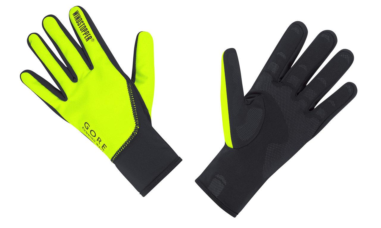 Gore ESSENTIAL SO NEON Handschuhe in Neon Yellow/Black