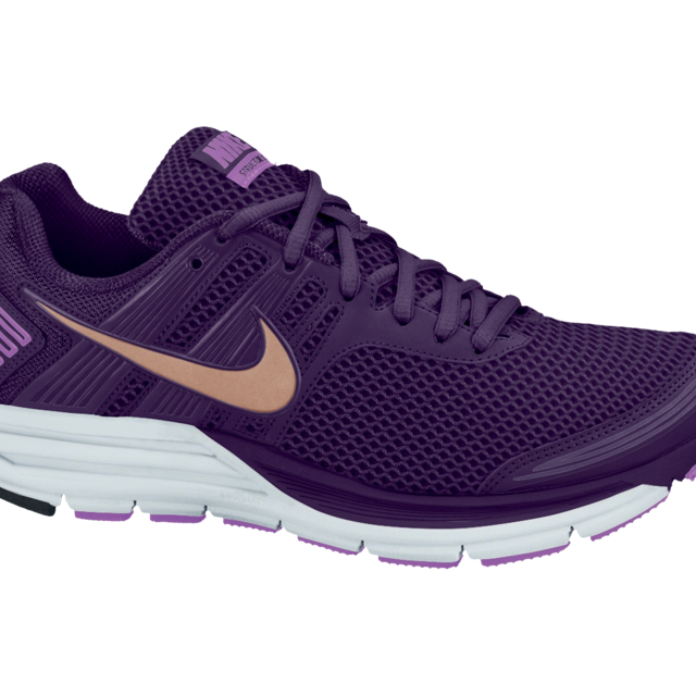 Nike Lady Structure Triax 16 in Lila