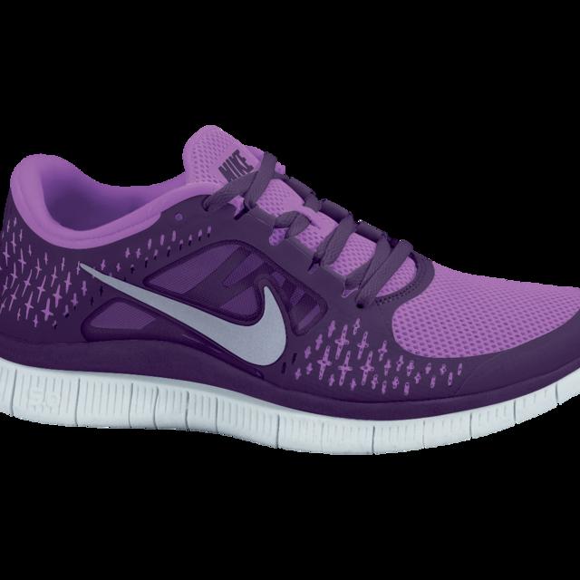Nike Free Run 3 Schwarz Weiß