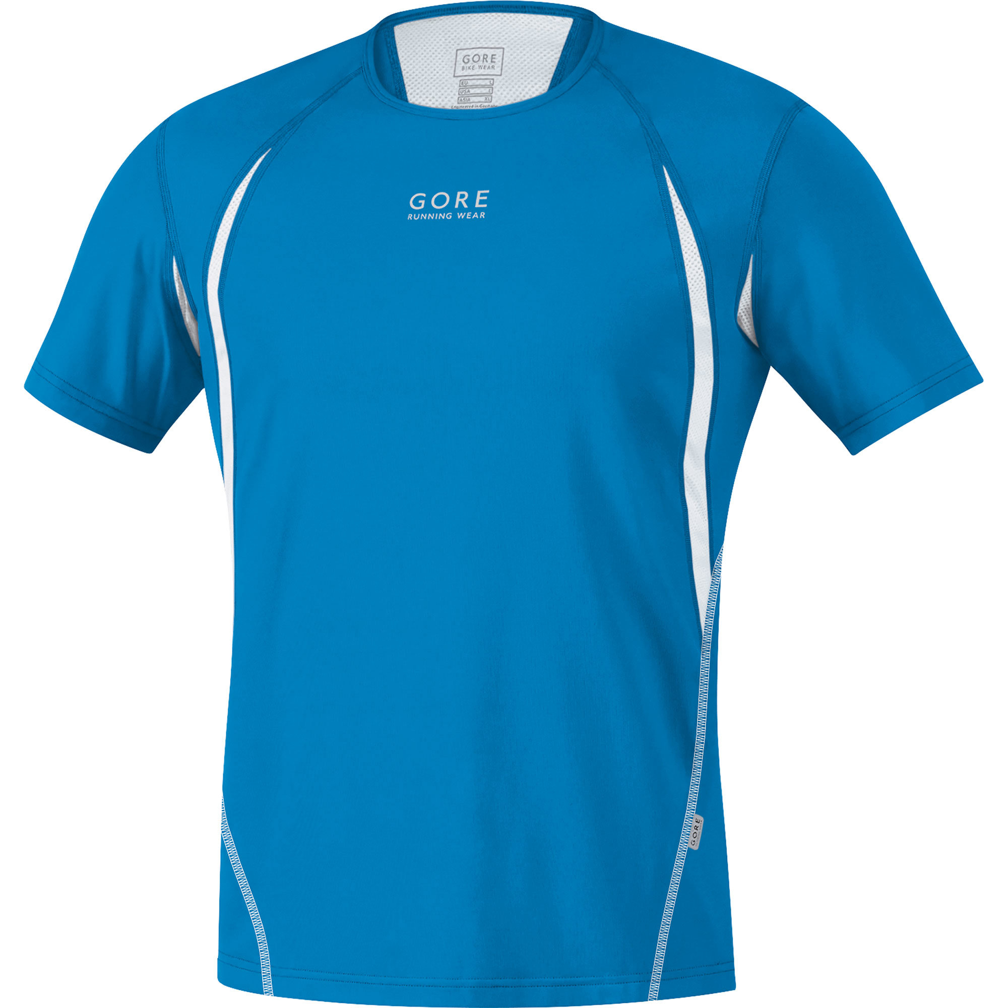 Gore AIR 2.0 Shirt in Blau