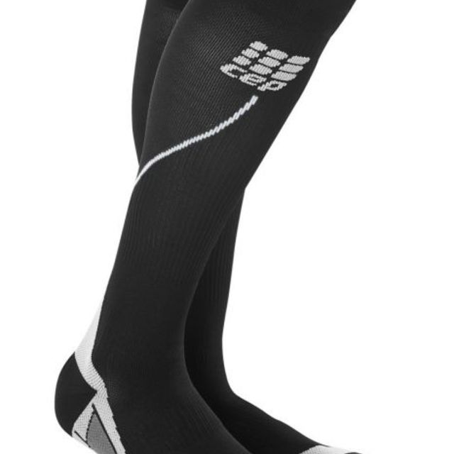 cep Run Socks 2.0 Men in Schwarz Grau