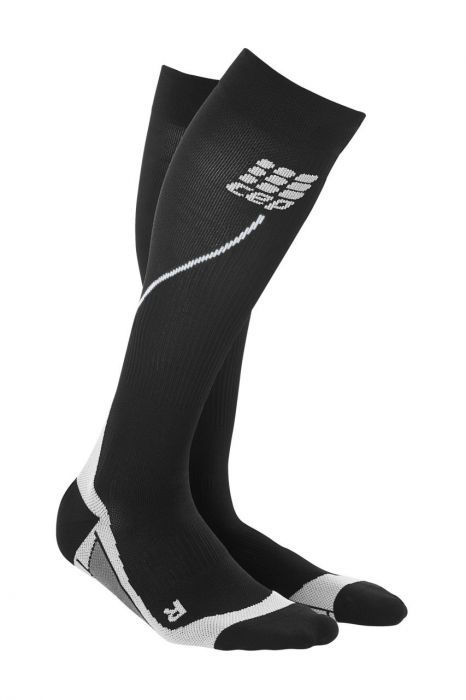 cep Run Socks 2.0 Men in Schwarz Grau