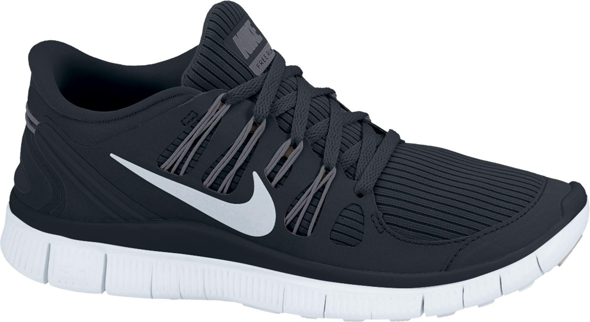 Nike Lady Free 5.0 in Schwarz