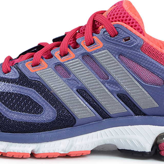 adidas Supernova Sequence 6 w in Blau Pink