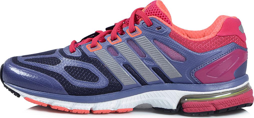 adidas Supernova Sequence 6 w in Blau Pink