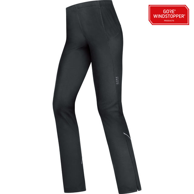 Gore Essential Lady WS SO Pant in Schwarz