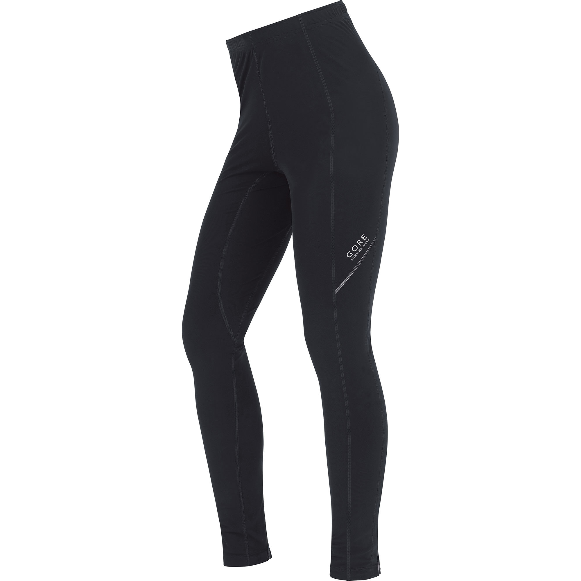 Gore Essential Thermo Lady Tights in Schwarz