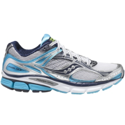 Saucony Lady Grid Stabil CS 3 in White/Blue