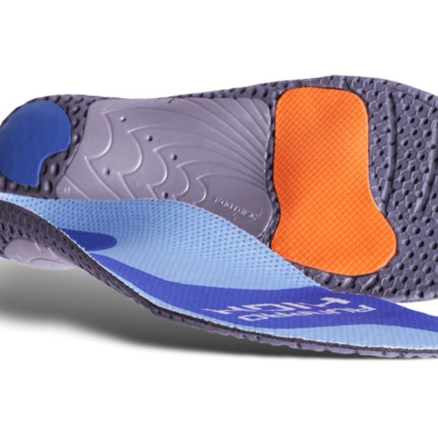 Currex currexSole RUNPRO High in Blau