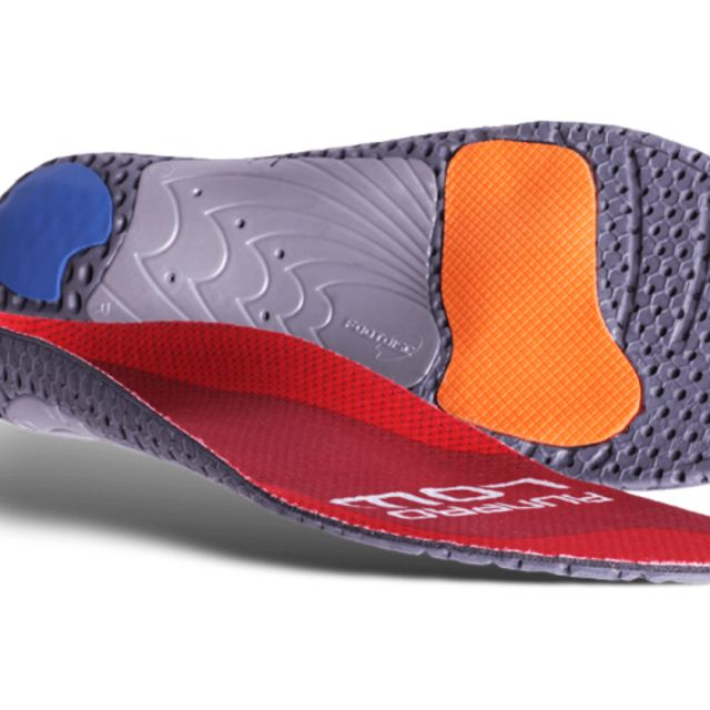 Currex currexSole RUNPRO low in Rot