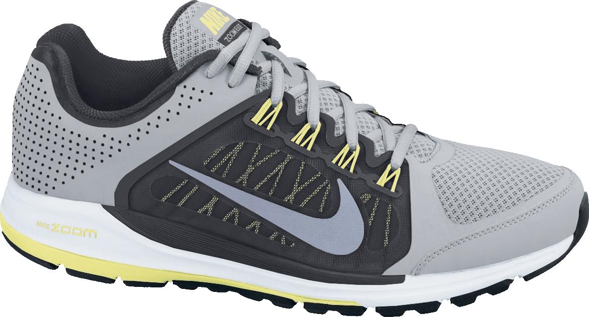 Nike Zoom Elite 6 in Grau