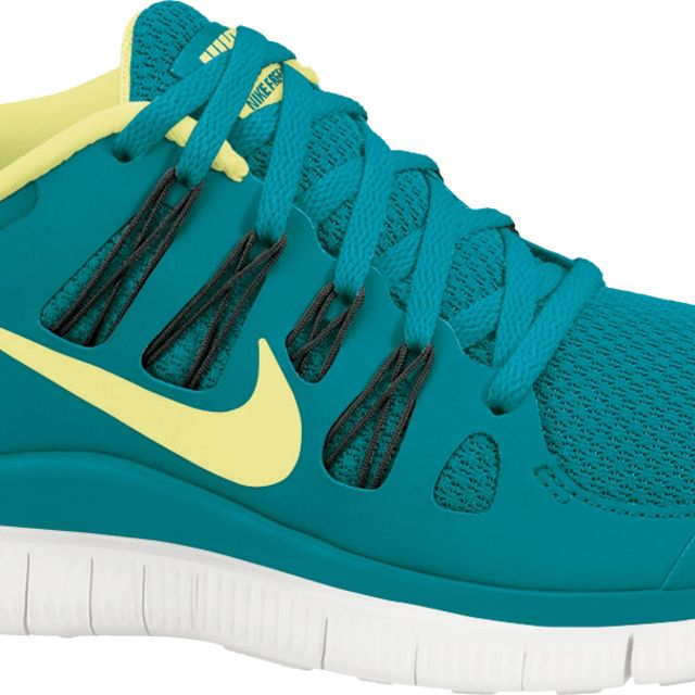 Nike Lady Free 5.0 in Petrol