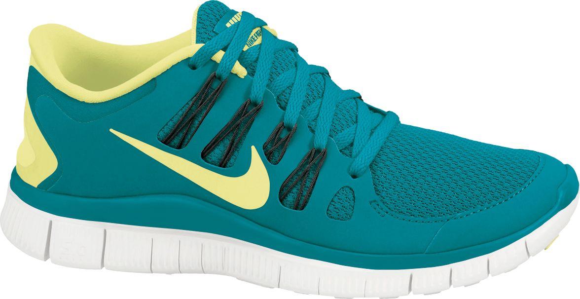 Nike Lady Free 5.0 in Petrol