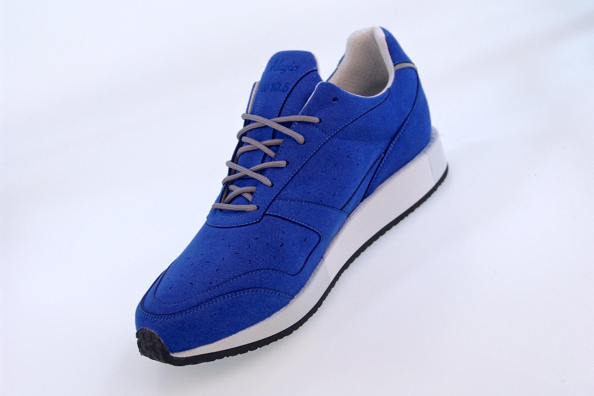 Lunge Classic Walk W in Blau