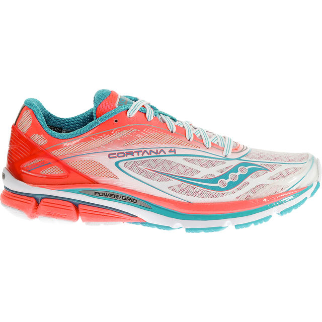 Saucony Lady Cortana  4 in White/Blue/Pink