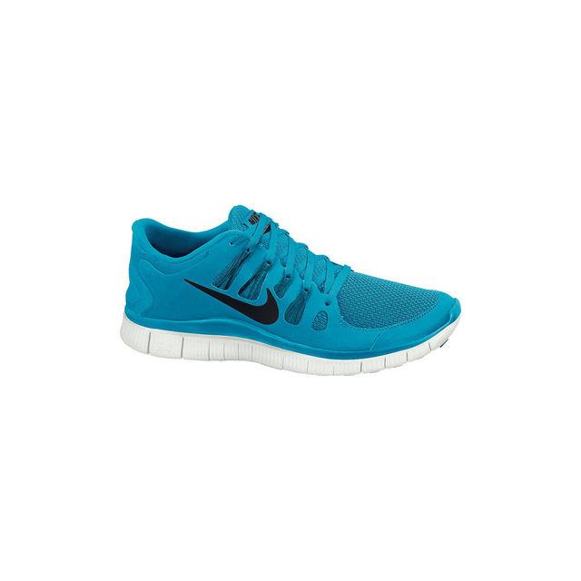 Nike Free 5.0+ in Blau