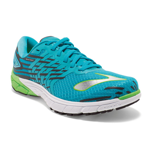 Brooks Lady Pure Cadence 5 in Scuba Blue