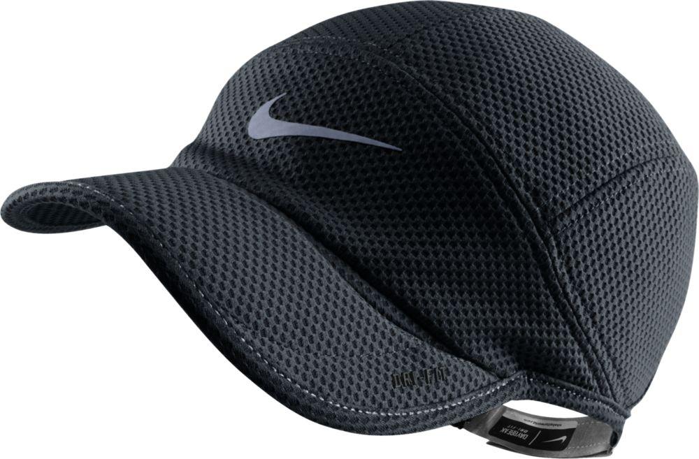 Nike TW Mesh Daybreak Cap in Schwarz
