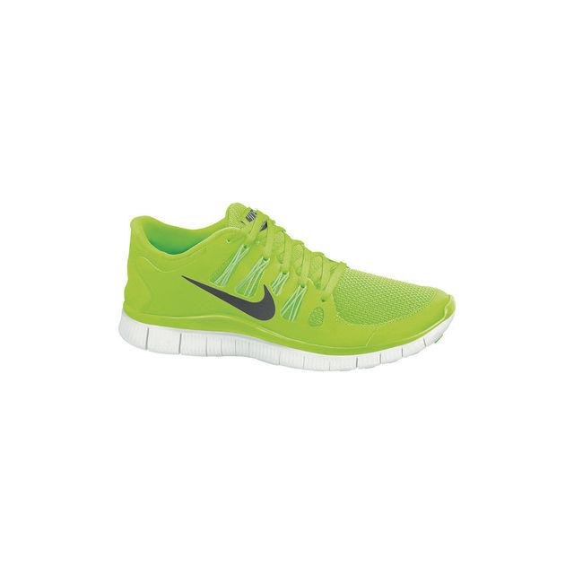 Nike Free 5.0+ in Neongelb
