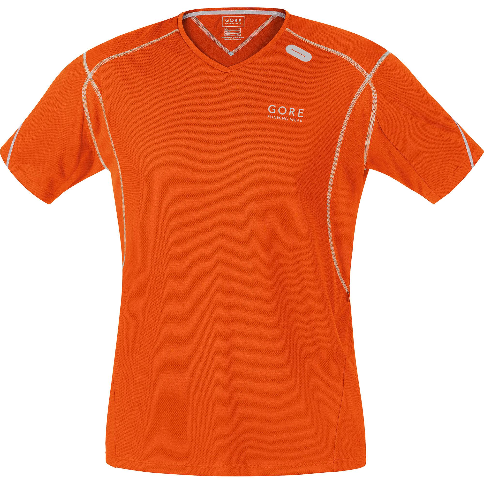 Gore Essential Shirt in Orange