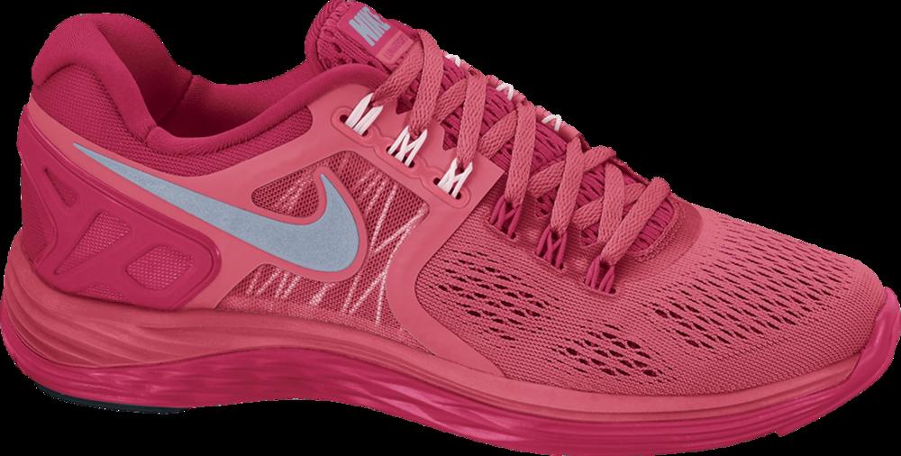 Nike Lady Lunareclipse 4 in Grau Lila