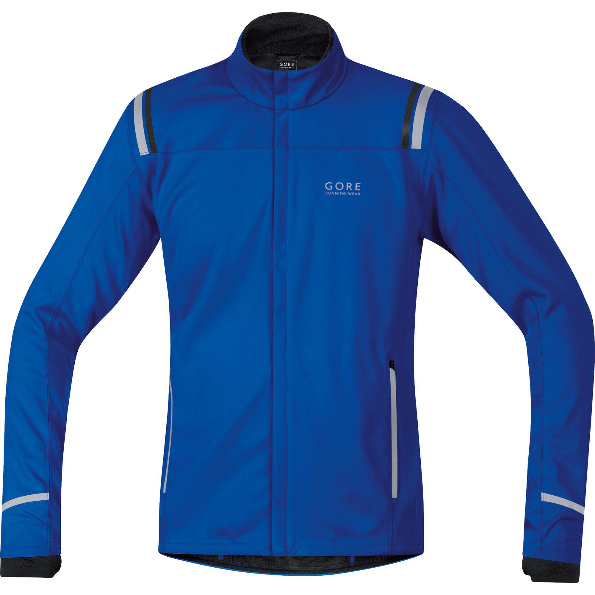 Gore Mythos 2.0 WS SO Jacket in Blau