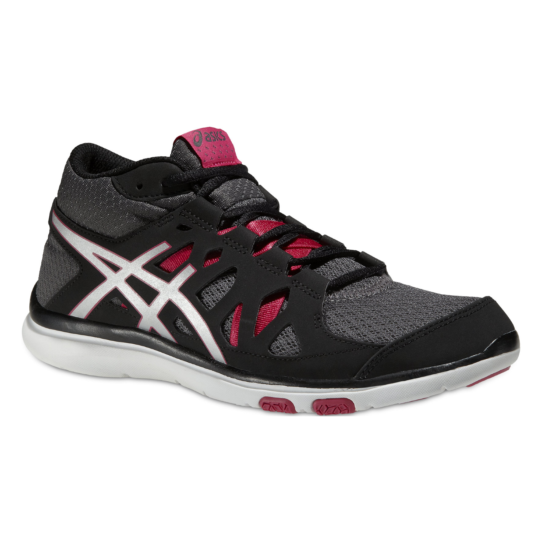 Asics Gel Fit Tempo MT in Schwarz