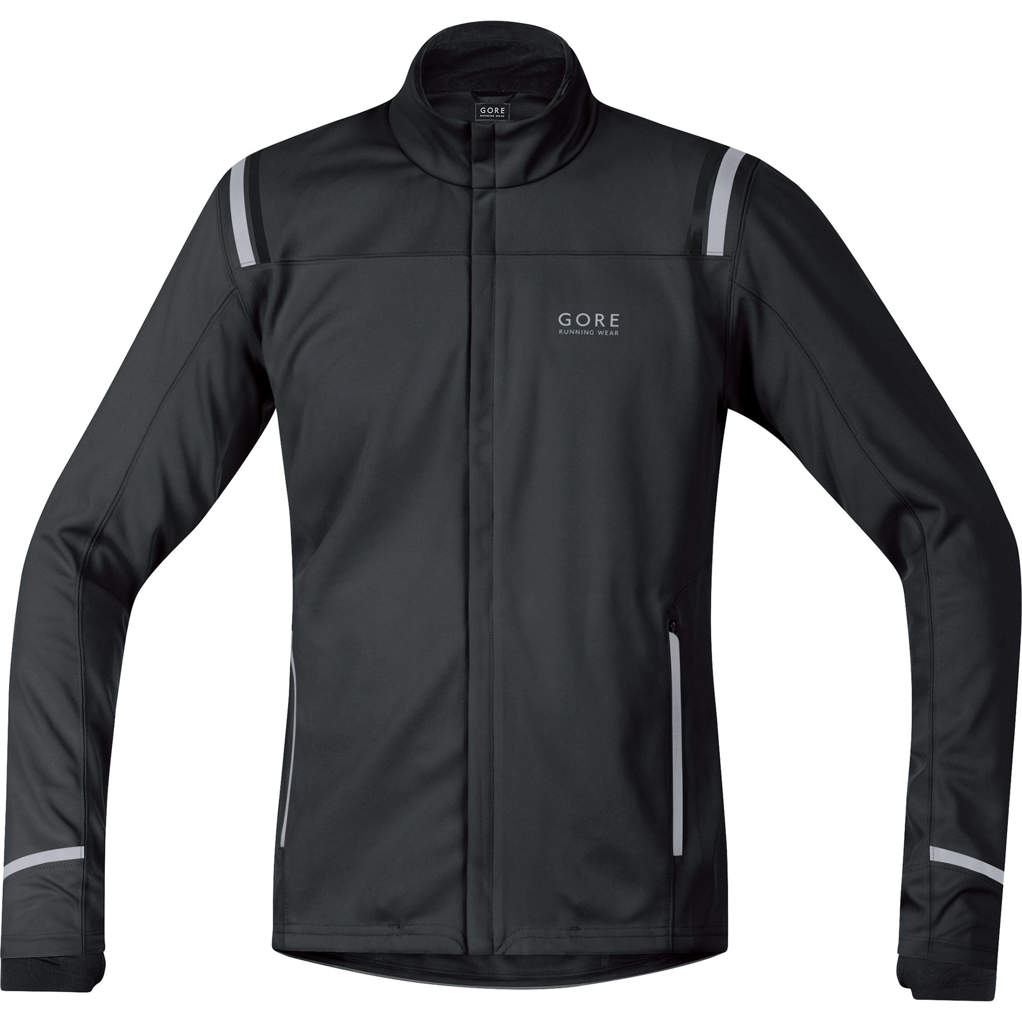 Gore Mythos 2.0 WS SO Jacket in Schwarz