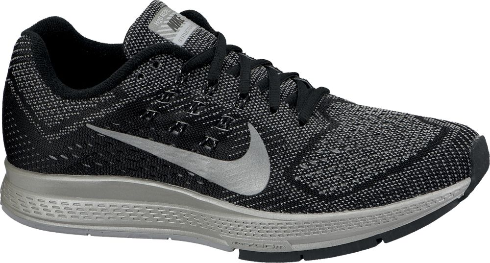 Nike Lady Structure 18 Flash in Cool Grey