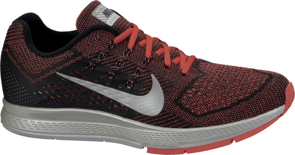 Nike Structure 18 Flash in Action Red
