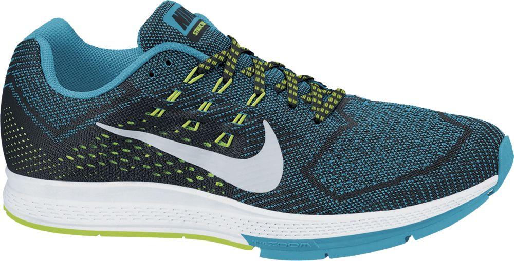 Nike Zoom Structure 18 in Blau