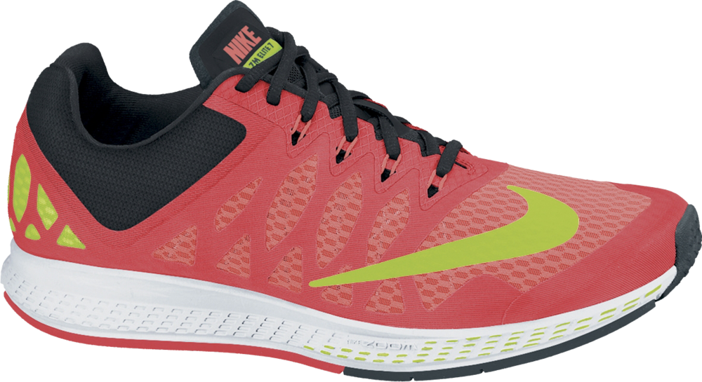 Nike Lady Zoom Elite 7 in Orange