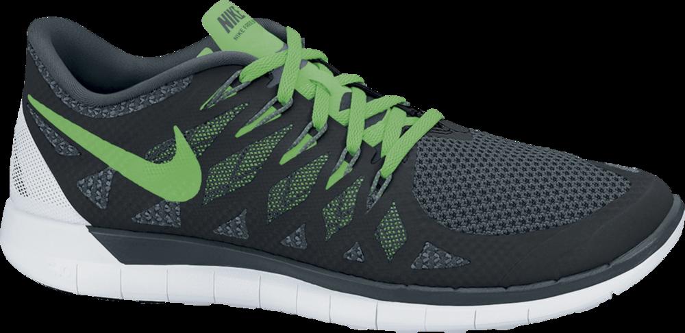 Nike Free 5.0 in Grün