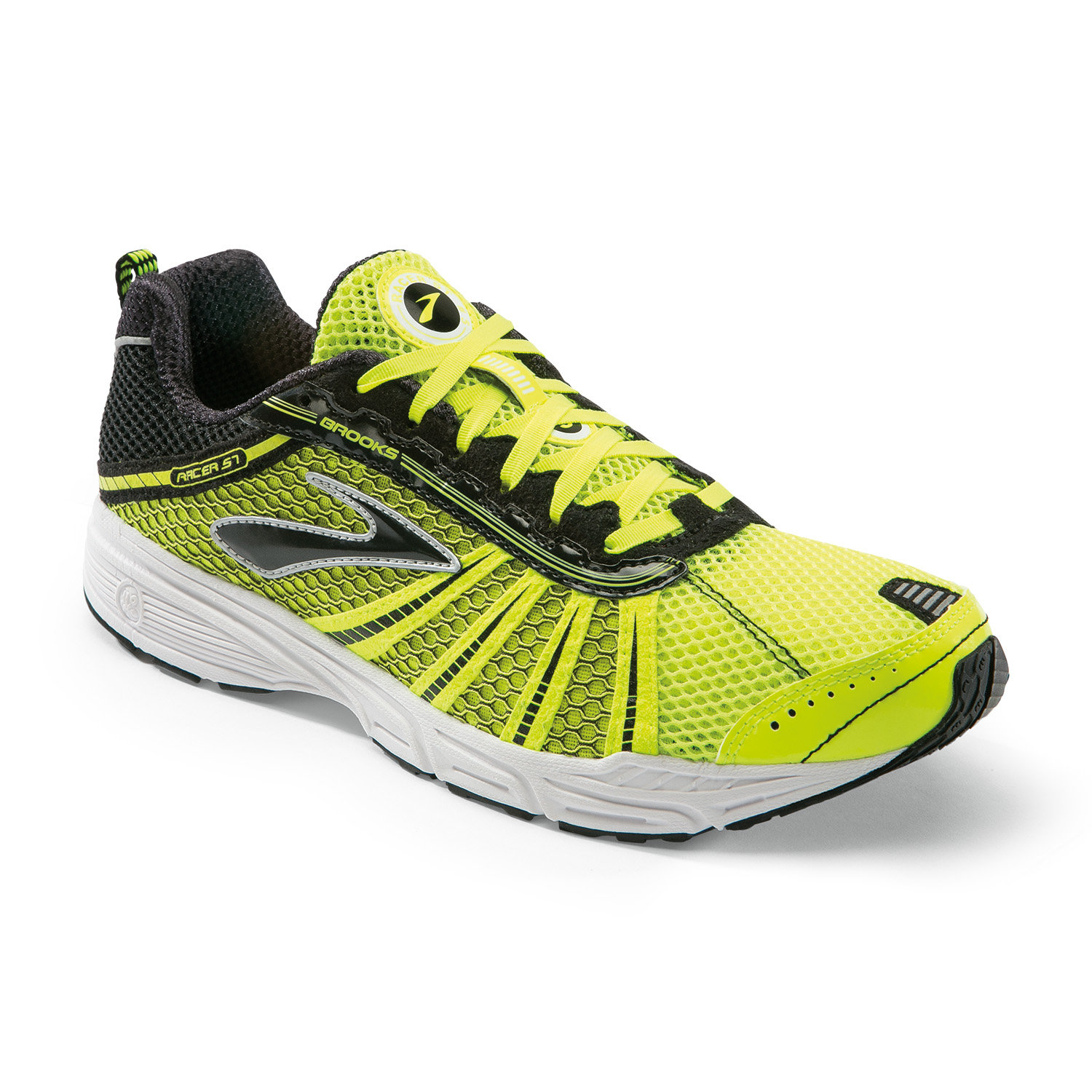 Brooks Racer ST 5 in Gelb