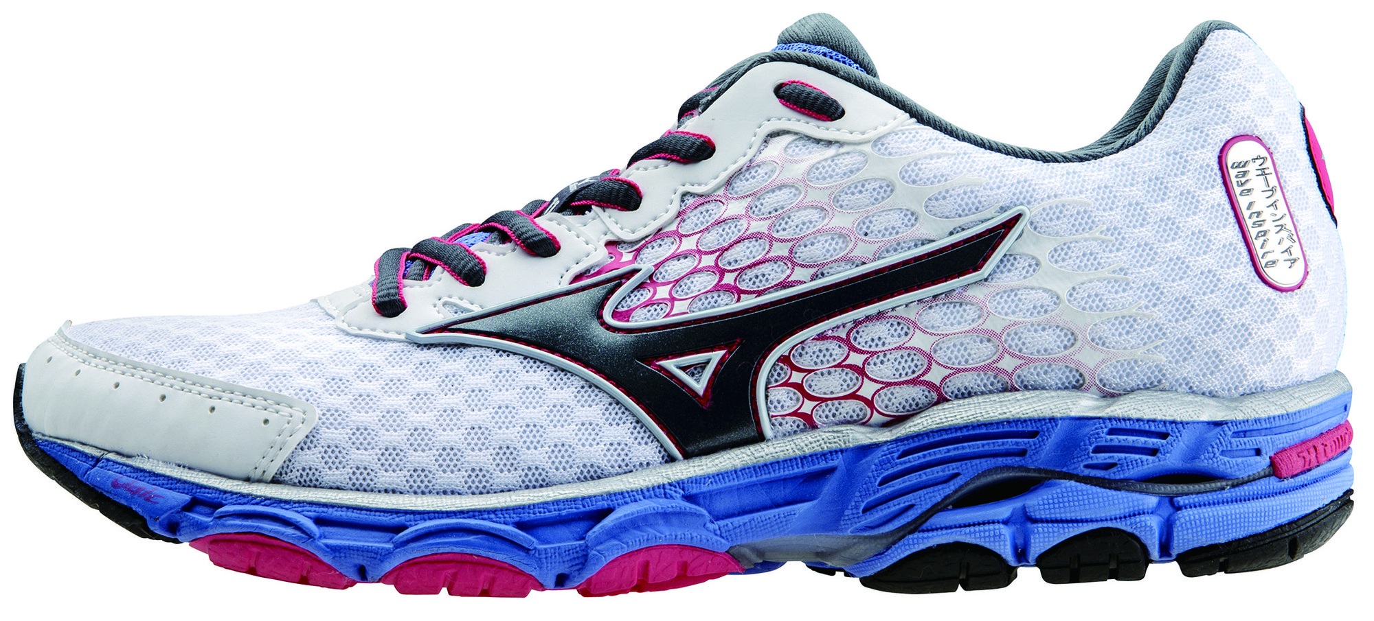 Mizuno Lady Wave Inspire 11 in Weiß