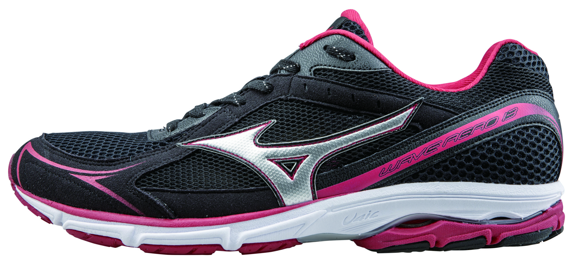 Mizuno Lady Wave Aero 13 in Grün
