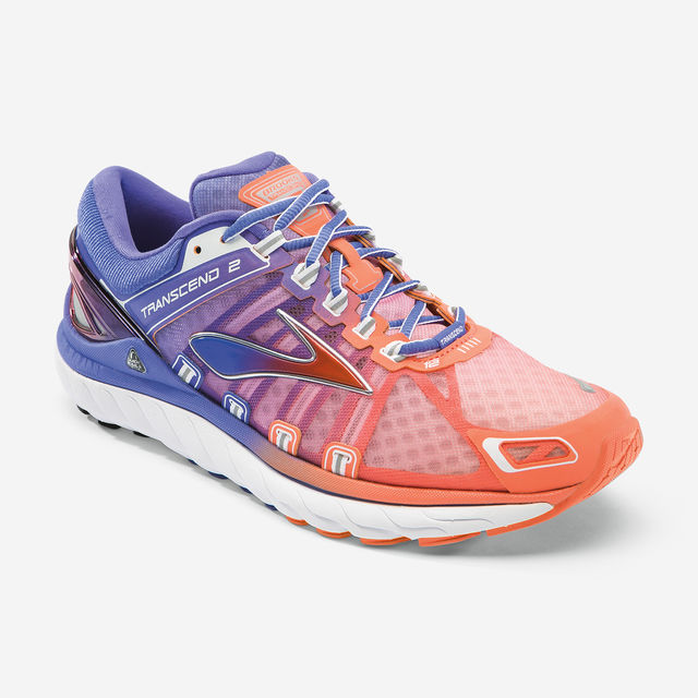 Brooks Lady Transcend 2 in Grün