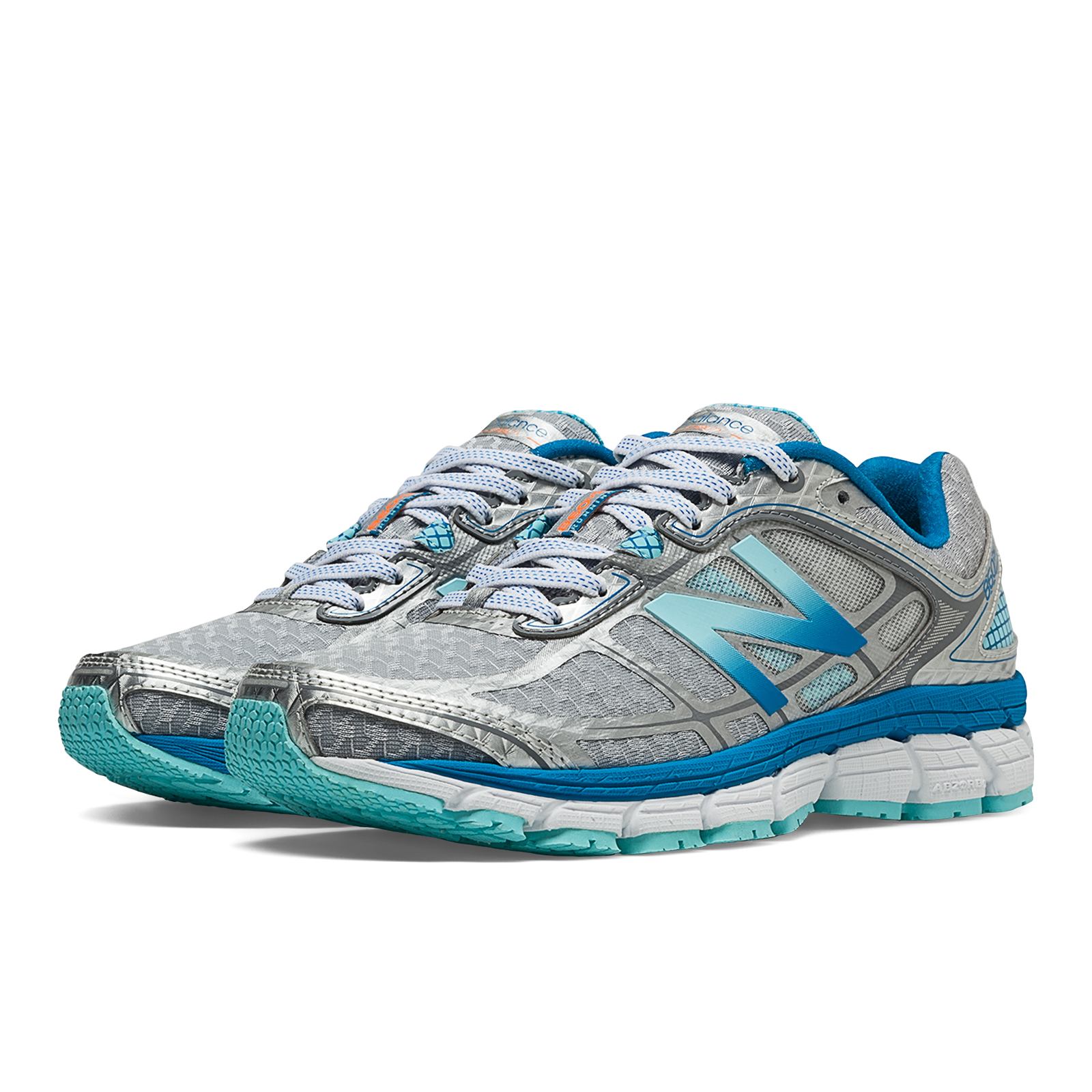 New Balance Lady 860 V5 B in Silver/Blue