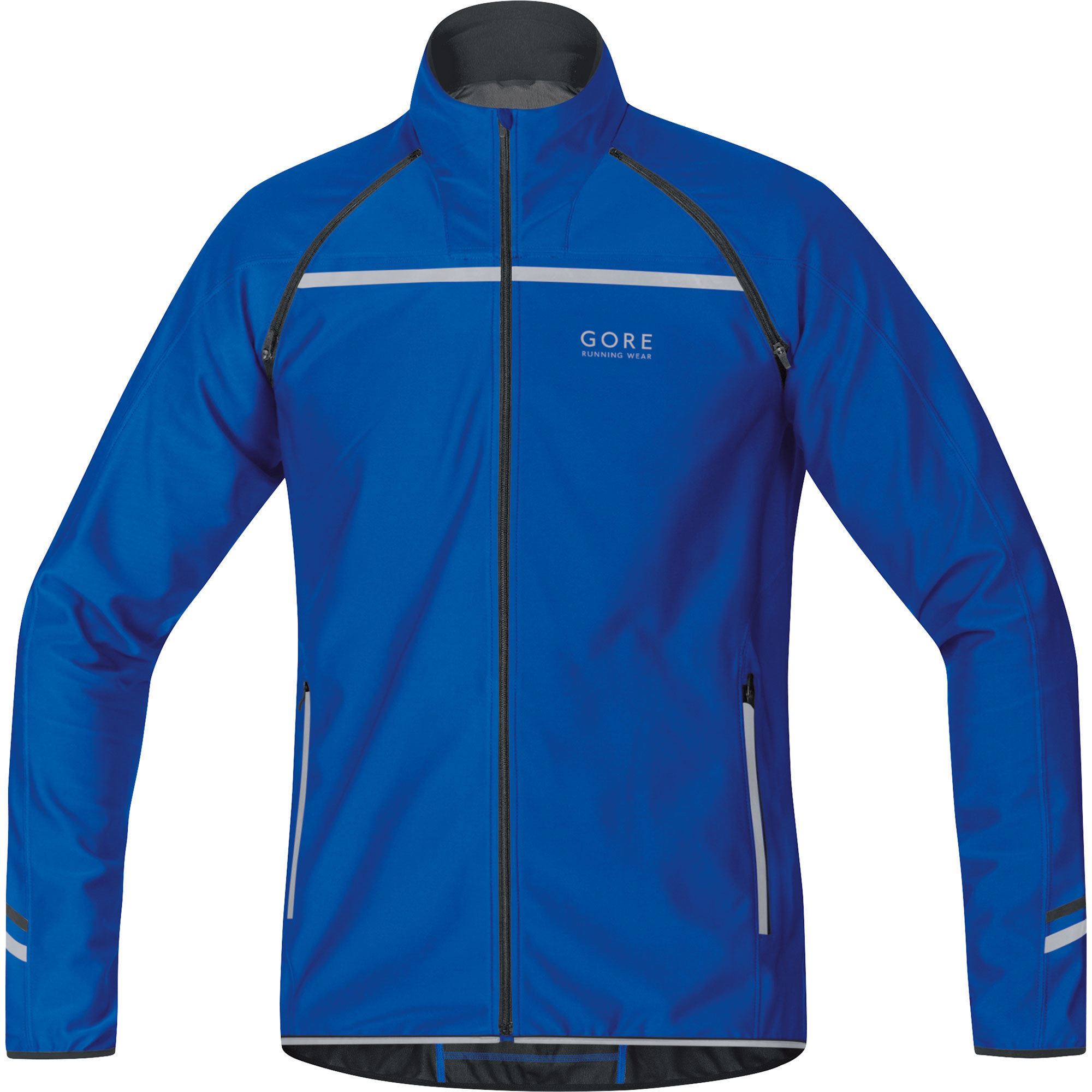 Gore Mythos 2.0 WS SO ZO Light Jacket in Blau