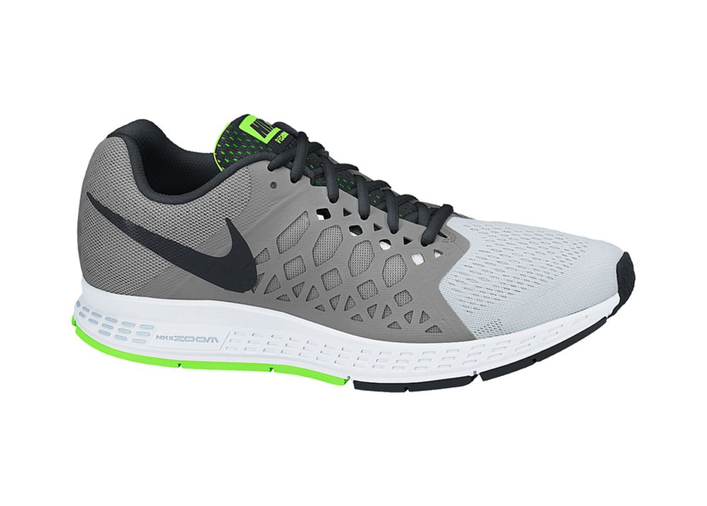 Nike Zoom Pegasus 31 in Grau