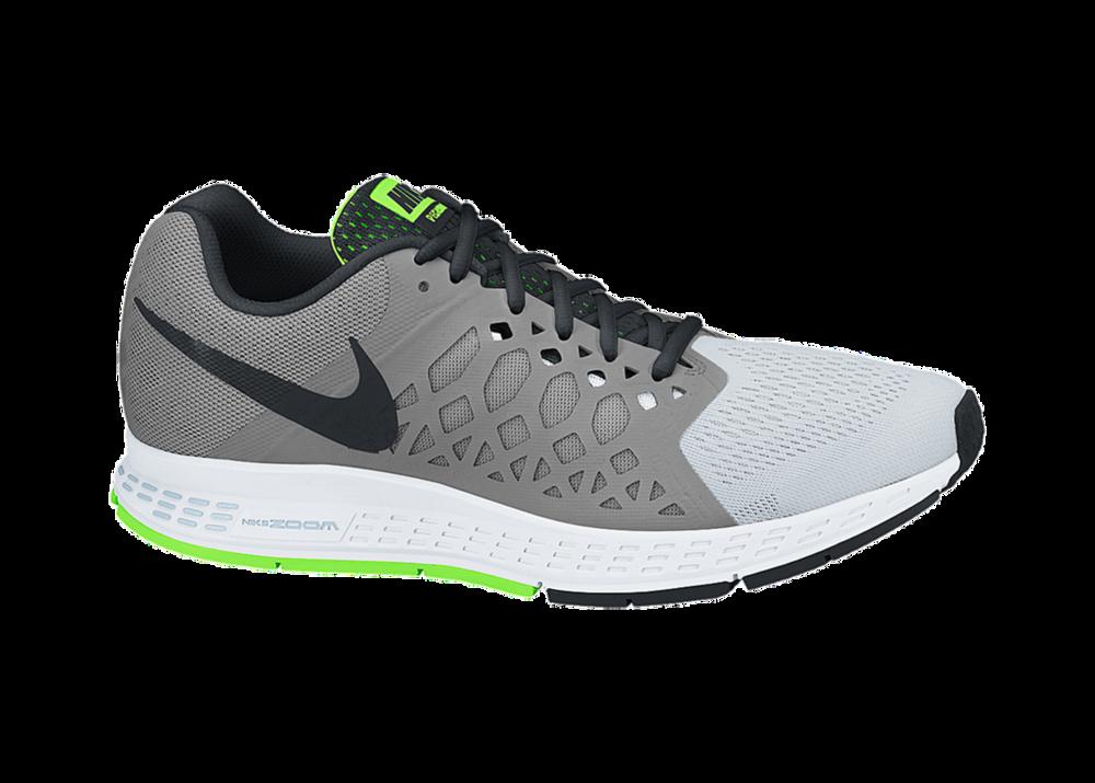Nike Zoom Pegasus 31 in Grau