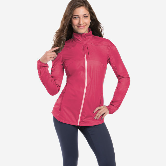 Brooks Lady Infiniti Jacket IV in Jam