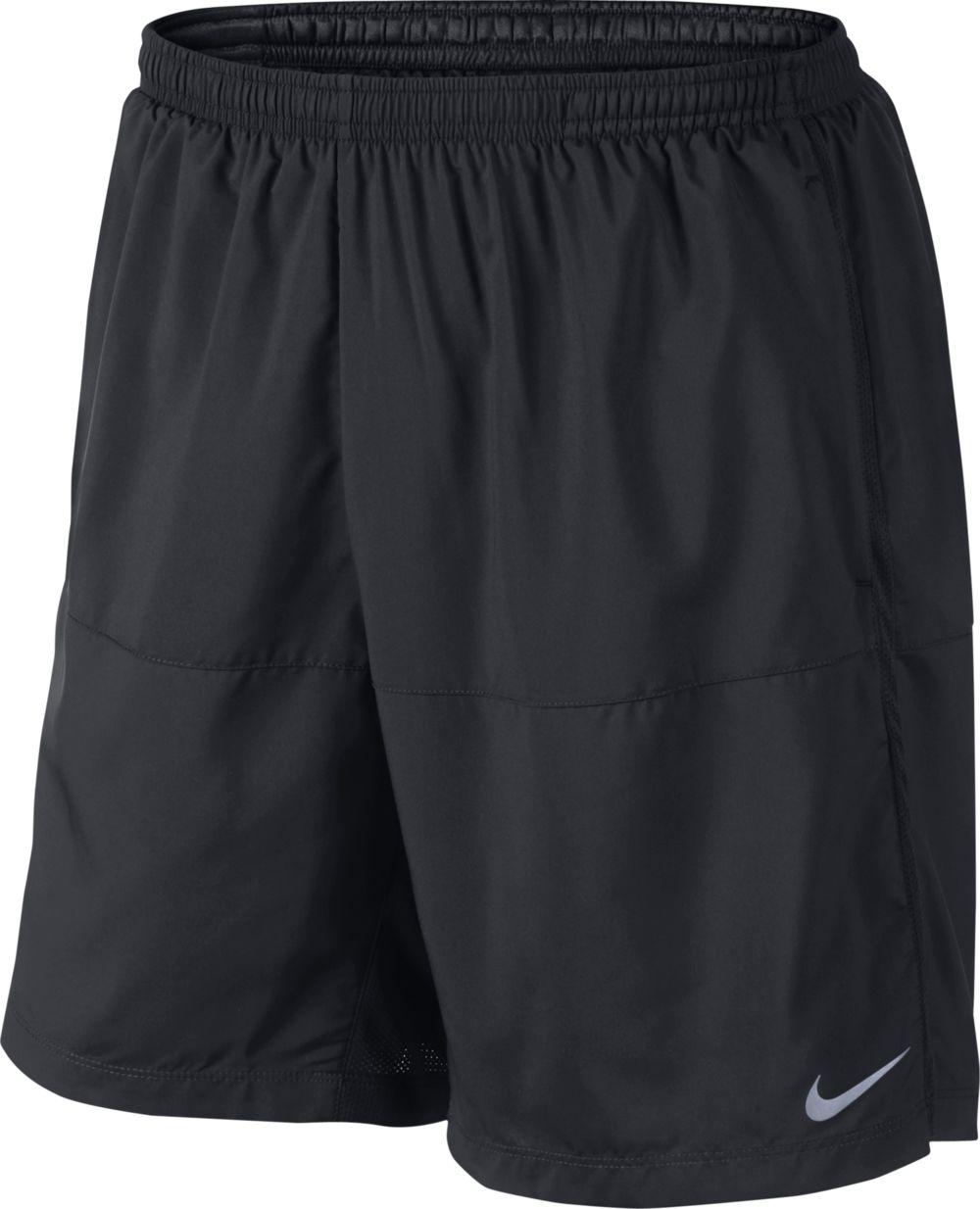 Nike 7 Inches Distance Short in Schwarz