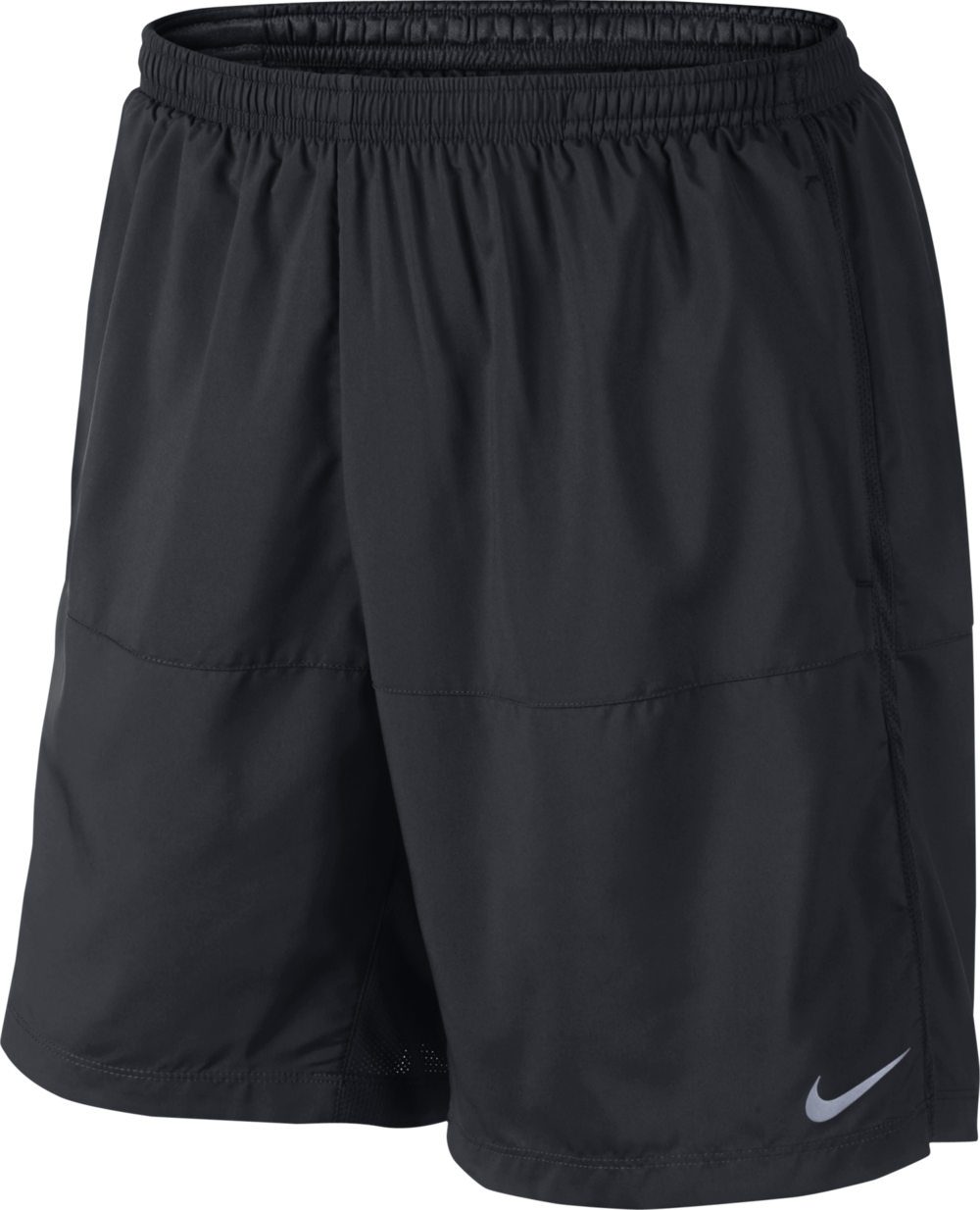 Nike 7 Inches Distance Short in Schwarz